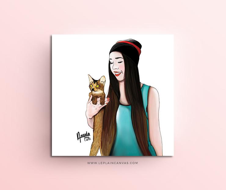 Titled Virinka by Angela Leong