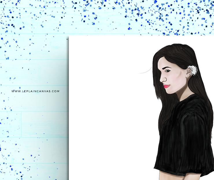 Titled Dear Corinanika by Angela Leong