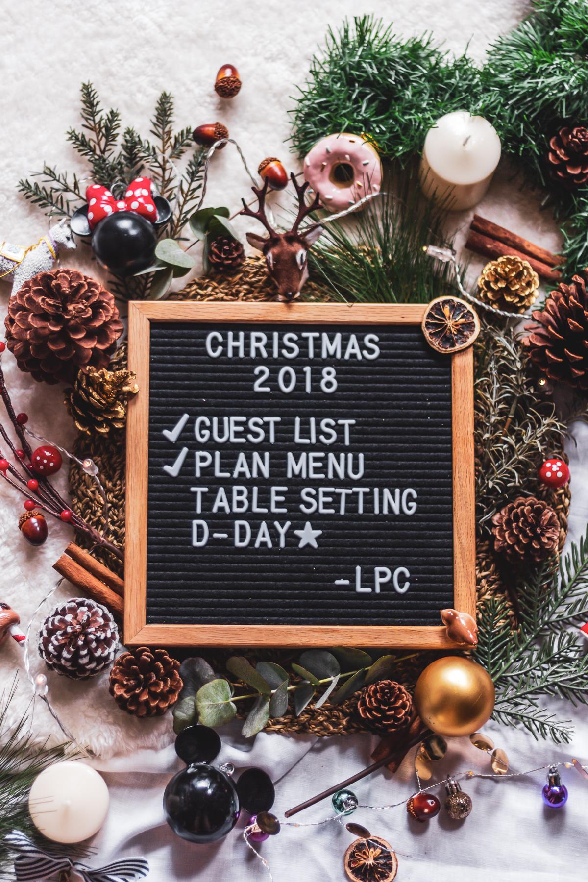 Anything Open On Christmas Day.Christmas Checklist Leplaincanvas