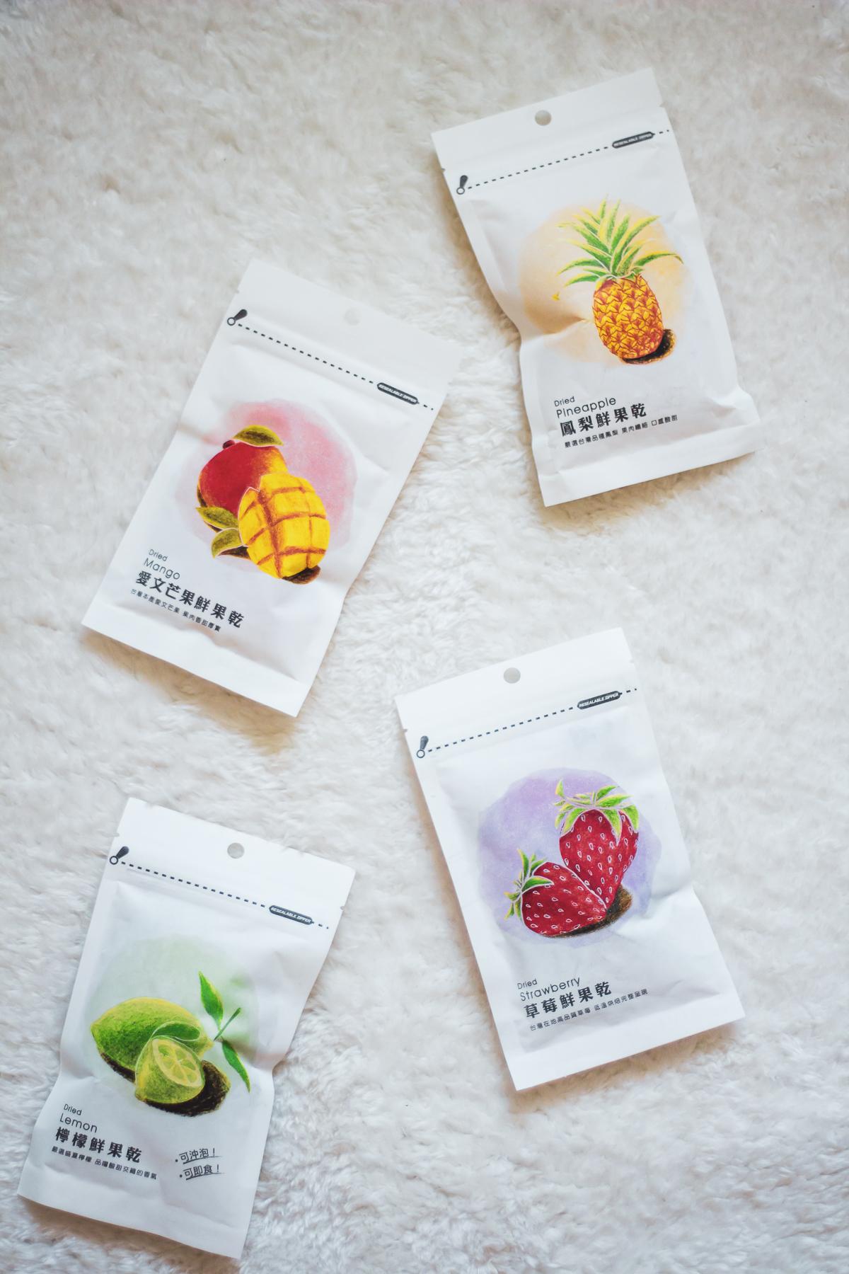 Snack from Taiwan 7/11 – LePlainCanvas